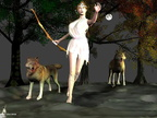 Artemis : the Huntress